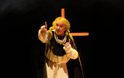 """7, 8, 21, 22 agosto, Rocca di Montefiore Conca: """"Giordano Bruno – Suite di un filosofo"""""""